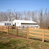 Horse Farm in the country