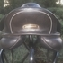 Hennig Sofa Monoflap Dressage Saddle 17 1/2