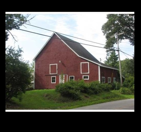 Charming Barn with Acreage
