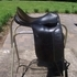 Hopfner Dressage Saddle 17. 5