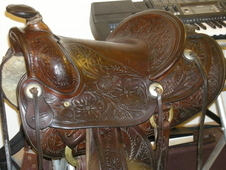 15 inch Roping Saddle REDUCED