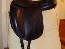 Amerigo Alto Pinerolo Dressage Saddle