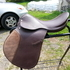 English Saddle Jumping All Purpose Wide Xtra Wide 16