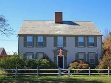 Gracious 1785 Antique Homestead On 19. 6 Acres