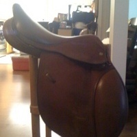 ~*Crosby Excel Excellent Condition Hunt Saddle*~