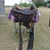 "16"" Action Cutting Saddle"