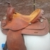 amish made trail saddle