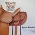 ROSCOE RANCHER SADDLE