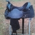 Big Horn black 16 inch Saddle