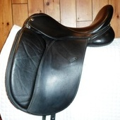 Canterbury Equation Dressage Saddle