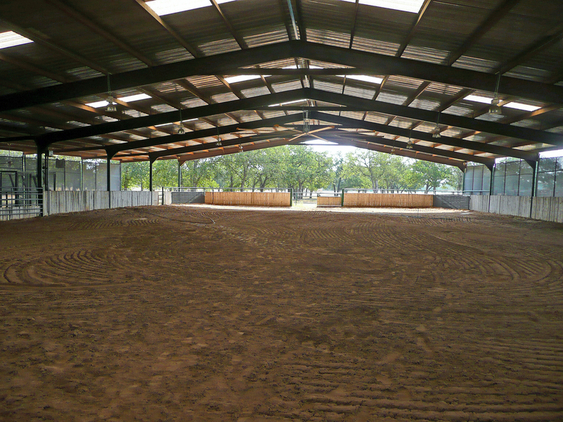Check This OUT- Indoor Arena
