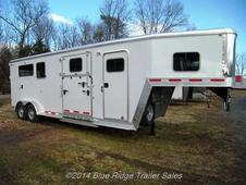 New Horse Trailer - 2015 Kiefer Genesis 2+1 With Conversion Doors...