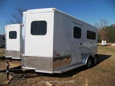 New Horse Trailer - 2015 Homesteader Stallion 2h Bp, Diamond Pkg ...