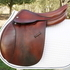 Crosby Excel M Jumping Saddle Medium 17.5""