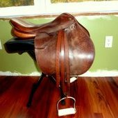 English Saddle for Sale-$350-prices negotiateble