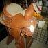 "12"" Alamo Youth Show Saddle #3"