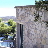 Dalmatia,Croatia, sea front house!