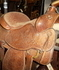 "15"" Hereford All Around Saddle #3 356 1"