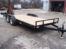 H&h 82X18 Car Hauler for sale