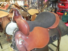 "Fabtron Lady Trail Saddle 15"", 16"", and 17"" #1 468"