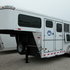 New 2012 Sundowner Sportman 3 Horse - PRICE REDUCED
