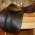2005 Devoucoux Biarritz saddle made in France. 17.5