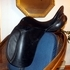 Warendorf Black Leather Dressage Saddle