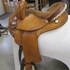 J&L Saddlery Poplar Bluff MO Round Skirt Barrel Saddle 14 1/2