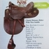 CLASSIC DISTANCE RIDER WIDE TREE SADDLE