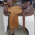 Action Co Made in TX Roping Saddle Lightly Used 16