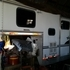 very good, Low Mileage Merhow 3 horse slant horse trailer