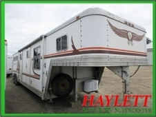1990 Featherlite Trailers GNH827