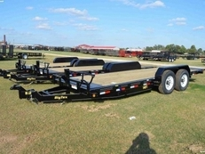 Heavy Duty 20' Full Tilt Trailer