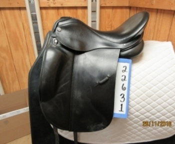 Albion Platinum Ultima Used Dressage Saddle 17