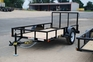 Big Tex 10' Economy Utility Trailer