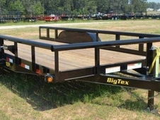 16ft Pro Series Pipe Utility Trailer