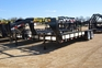 Big Tex Pipe Top Gooseneck Lowboy