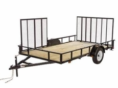 Carry-On 12' ATV Trailer