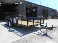 2016 BIG TEX 70PI-16X UTILITY TRAILER