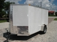 6x12 V-Nose Cargo Trailer  w/Ramp and Upgrades for sale