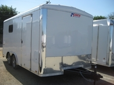 Pace American Enclosed Toy Hauler Style Trailer
