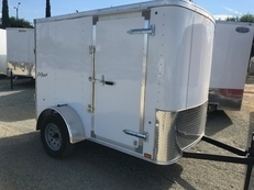 Pace Outback 5x8 Enclosed Trailer w/ Side Door
