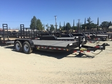 Big Tex 14TL 20' Tilt Bed w/ Diamond Plate Decking