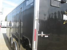 Mission 8. 5x24 Enclosed Trailer