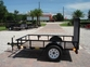 5X8 OPEN UTILITY TRAILER for sale in United States of America