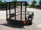 5X8 OPEN UTILITY TRAILER for sale
