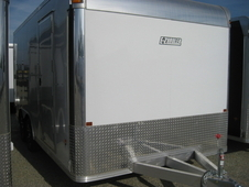 Mission EZ Hauler 8. 5x16 Enclosed Trailer