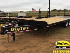 20' Tandem Axle Pintle Hitch
