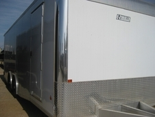 CAR ENCLOSED CARGO TRAILER 8. 5X24