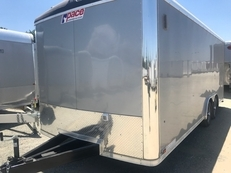 Pave Trailers 20' cargo